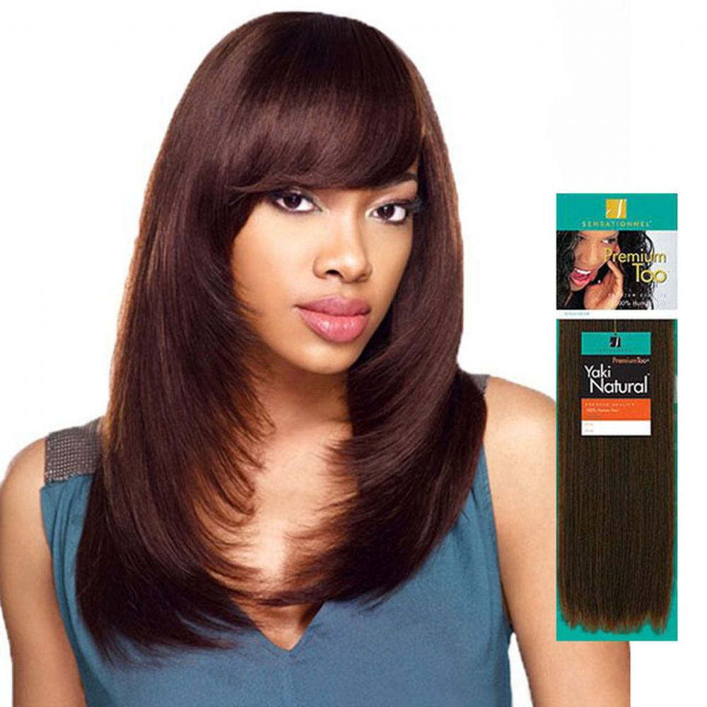 PREMIUM TOO - YAKI NATURAL WEAVE HUMAN HAIR